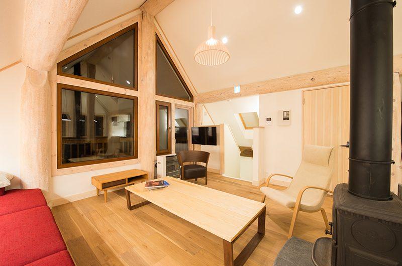 Koho Living Room | Hirafu, Niseko