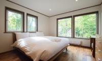 Moiwa Chalet Bedroom   Moiwa, Niseko