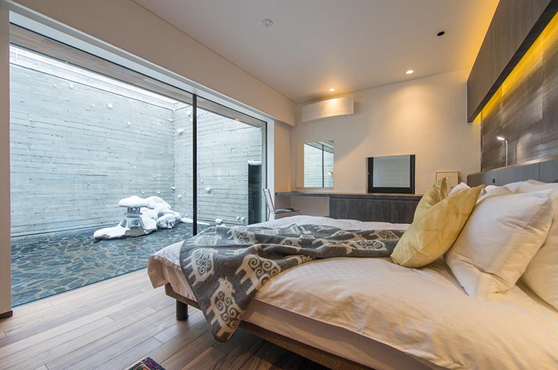 Setsu-in Bedroom | Hanazono, Niseko