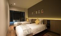 Setsu-in Twin Bedroom with View | Hanazono, Niseko