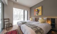 Setsu-in Twin Bedroom | Hanazono, Niseko