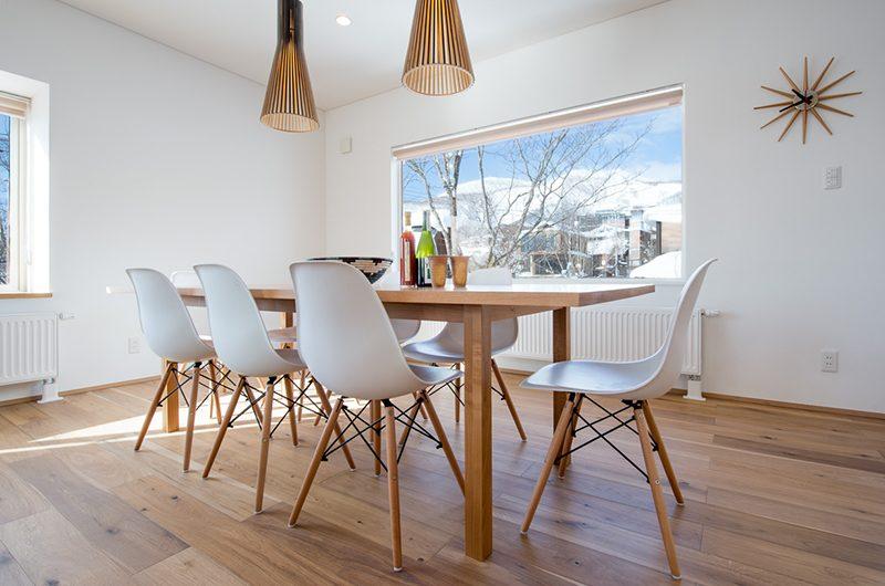 Yuzuki Dining Room with View | Hirafu, Niseko