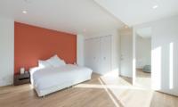 Yuzuki Bedroom Area | Hirafu, Niseko