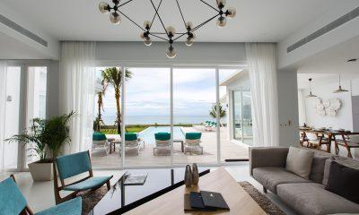 Iniala Shores Living Area | Natai, Phang Nga