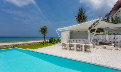 Iniala Shores Pool Side Dining | Natai, Phang Nga