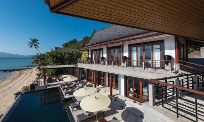 Villa Anayara Top View   Cape Panwa, Phuket
