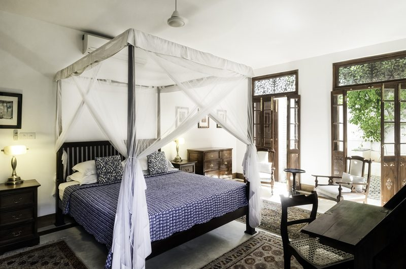 48 Lighthouse Street Bedroom with Seating Area | Galle, Sri Lanka