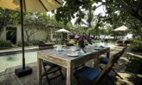 Elysium Pool Side Dining | Galle, Sri Lanka