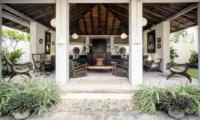 Elysium Living Area | Galle, Sri Lanka