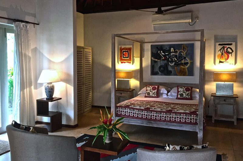 Elysium Four Poster Bed with Seating Area | Galle, Sri Lanka
