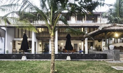 Royal Indigo Villa Gardens and Pool | Talpe, Sri Lanka