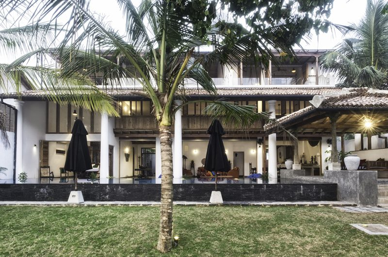Royal Indigo Villa Gardens and Pool | Talpe, Sri Lanka