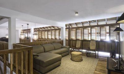 Royal Indigo Villa TV Room | Talpe, Sri Lanka