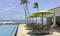 Tanamera Estate Sun Loungers | Talpe, Sri Lanka