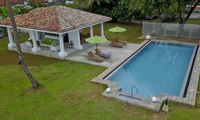 Tanamera Estate Swimming Pool   Talpe, Sri Lanka