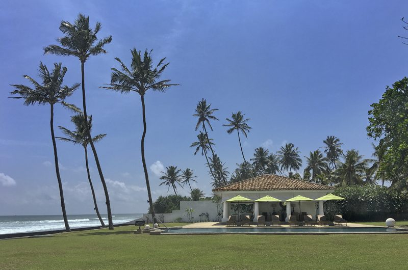 Tanamera Estate Gardens and Pool | Talpe, Sri Lanka