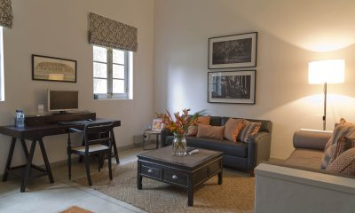 Tanamera Estate Lounge Area with Study Table | Talpe, Sri Lanka
