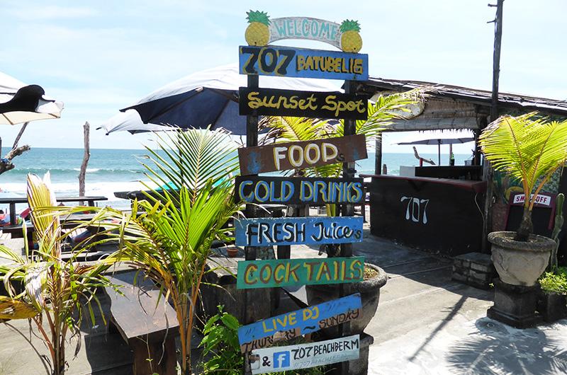 Bali Batubelig 707 Beachberm