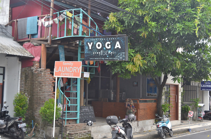 Bali Seminyak Yoga 108 Bali