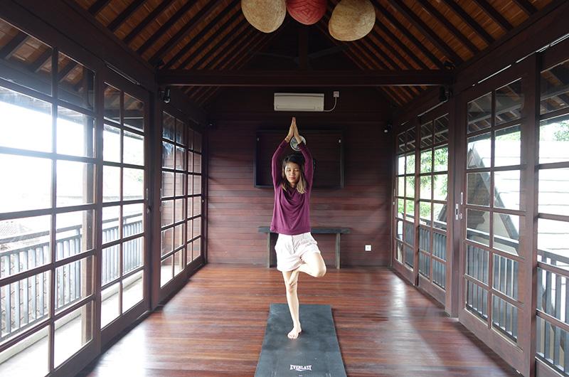 Bali Ubud Villa San Yoga