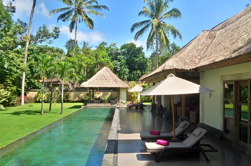 Villa Bamboo Pool | Ubud, Bali