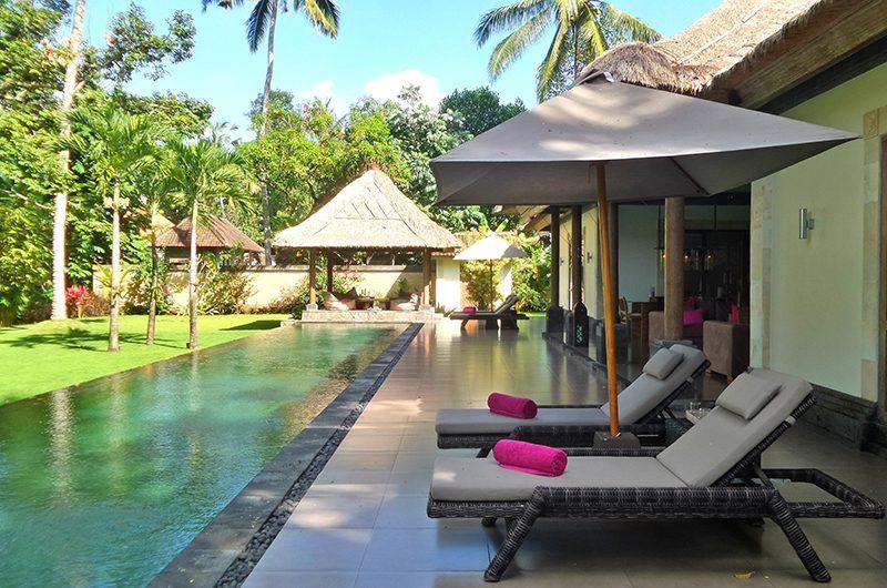 Villa Bamboo Sun Beds | Ubud, Bali