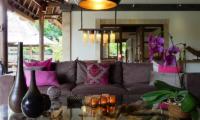 Villa Bamboo Living Room Table | Ubud, Bali