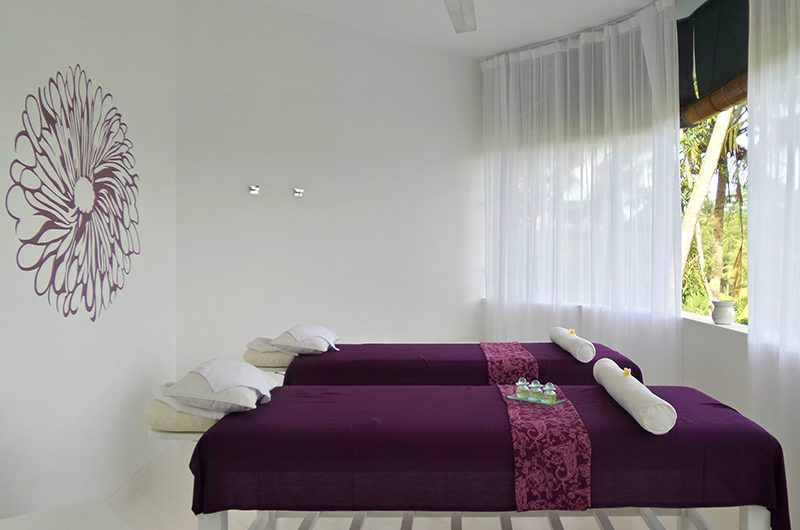 Villa Condense Massage Beds | Ubud, Bali