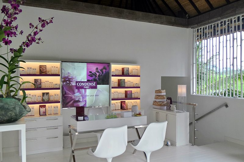 Villa Condense Spa Reception | Ubud, Bali