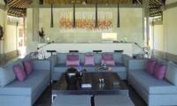 Villa Condense Living Room | Ubud, Bali