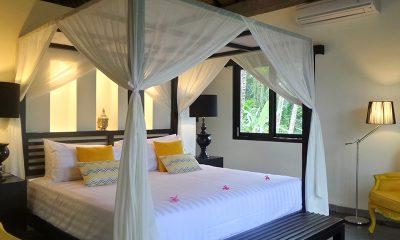 Villa Condense The Yellow Room | Ubud, Bali