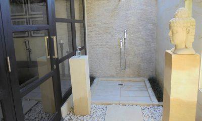 Villa Condense Bathroom Shower | Ubud, Bali