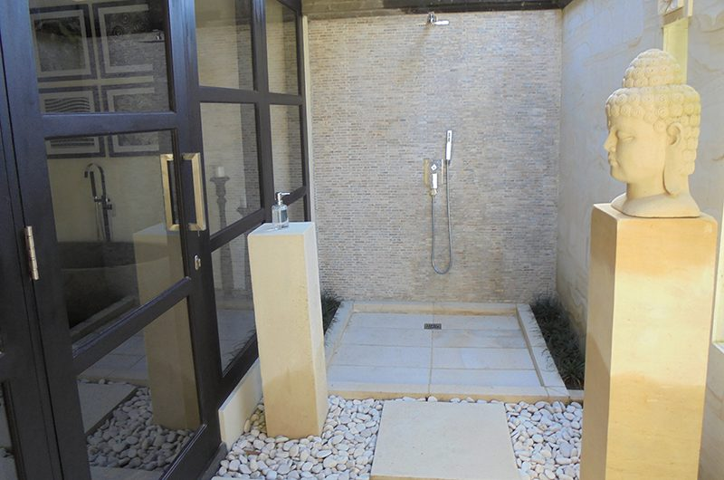 Villa Condense Bathroom Shower | Ubud, Bali