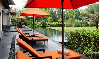 Villa Orchids Pool with Garden View | Ubud, Bali