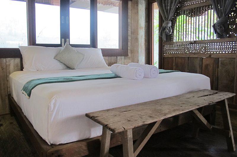 Villa Samudera Bedroom | Nusa Lembongan, Bali