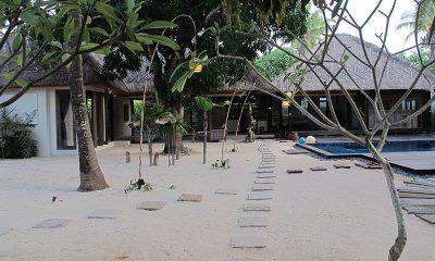 Villa Samudera Sands Garden | Nusa Lembongan, Bali
