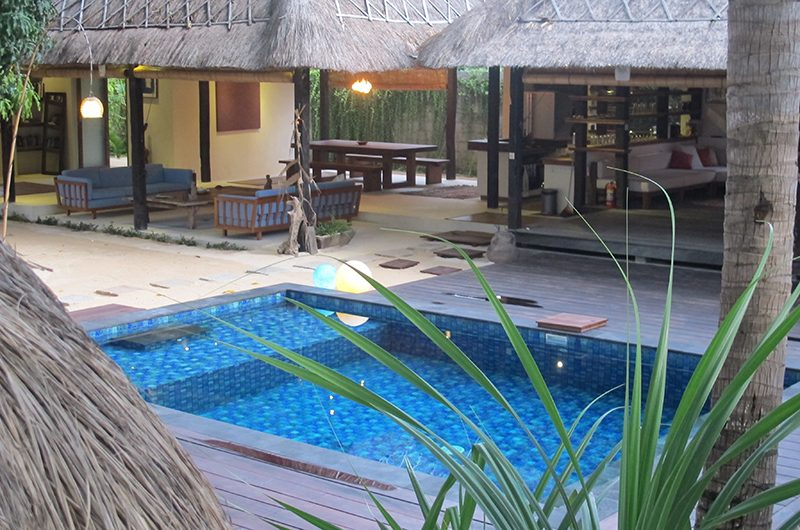 Villa Samudera Swimming Pool | Nusa Lembongan, Bali
