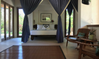 Villa Samudera Bedroom with Garden View | Nusa Lembongan, Bali