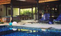 Villa Samudera Pool Area | Nusa Lembongan, Bali