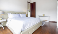 Villa Summer Bedroom with Lamp   Petitenget, Bali
