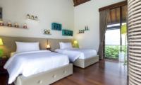 Villa Summer Twin Bedroom   Petitenget, Bali