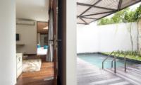 Villa Summer Bedroom with Pool   Petitenget, Bali