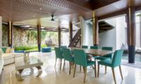 Villa Summer Dining Table   Petitenget, Bali