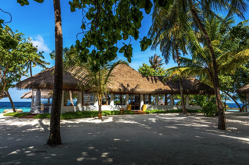 Amaya Kuda Rah Restaurant | South Ari Atoll, Maldives