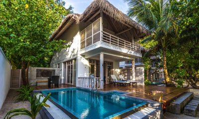 Amaya Kuda Rah Beach Suite Exterior | South Ari Atoll, Maldives