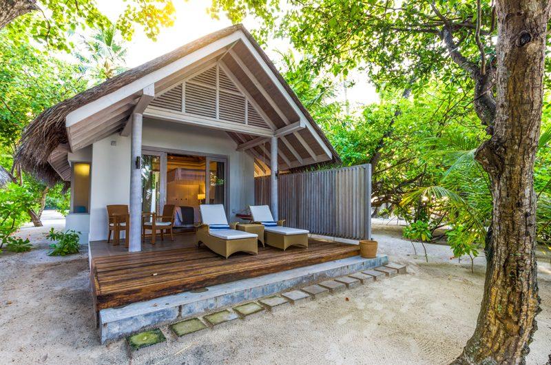 Amaya Kuda Rah Beach Villa Exterior | South Ari Atoll, Maldives