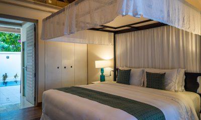 Amaya Kuda Rah Beach Villa Bedroom | South Ari Atoll, Maldives