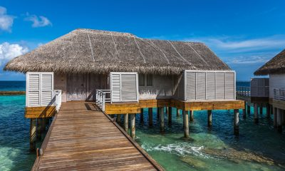 Amaya Kuda Rah Presidential Suite Exterior | South Ari Atoll, Maldives