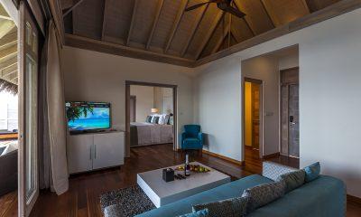 Amaya Kuda Rah Presidential Suite Living Room | South Ari Atoll, Maldives