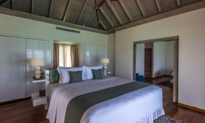 Amaya Kuda Rah Presidential Suite Bedroom Area | South Ari Atoll, Maldives